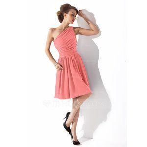 JJ's House Formal Dress Size 10 One Shoulder